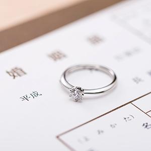 成婚~退会の手続き